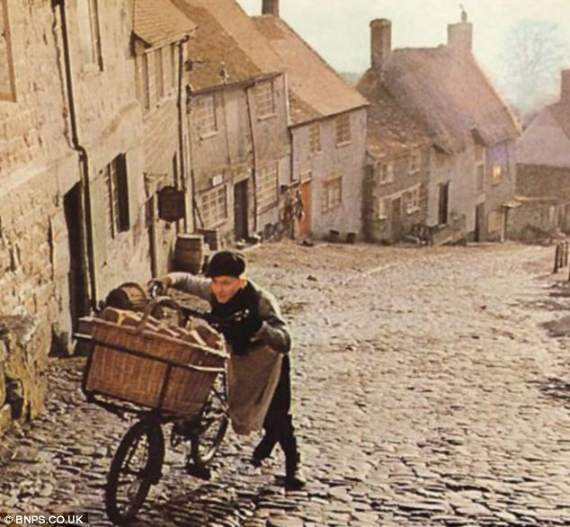 Image result for hovis advertising