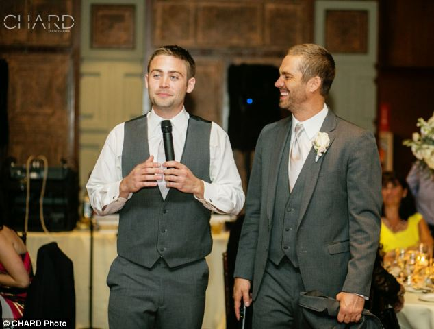 Paul Walker Wedding Brothers