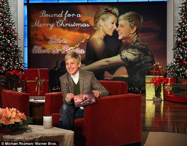 Ellen DeGeneres Denies Marriage To Portia De Rossi Is On