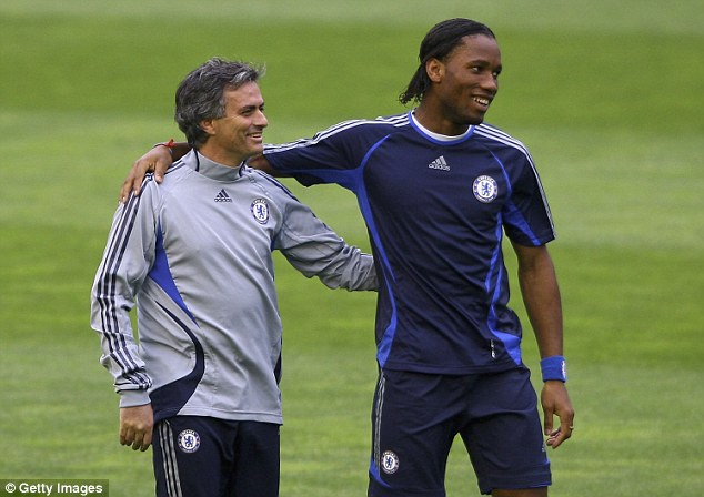 Image result for Jose Mourinho is not what many people think he has become, insists Didier Drogba