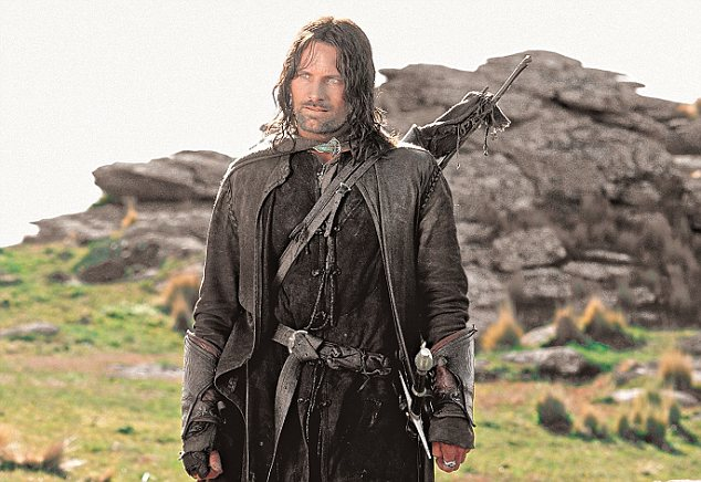 Hero: The character of Aragorn in Lord of the Rings was inspired by Oswald, the seventh-century king of Northumbria, according to archaeologist Max Adams