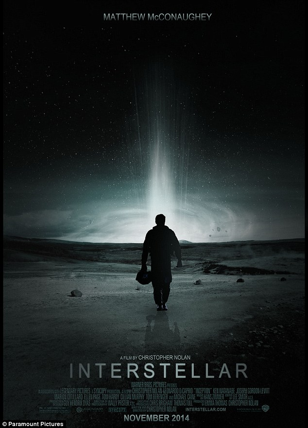 Due out November 7! Anne reunited with her Dark Knight Rises director Christopher Nolan for the sci-fi epic Interstellar with Matthew McConaughey, Jessica Chastain, Matt Damon, John Lithgow, and Ellen Burstyn