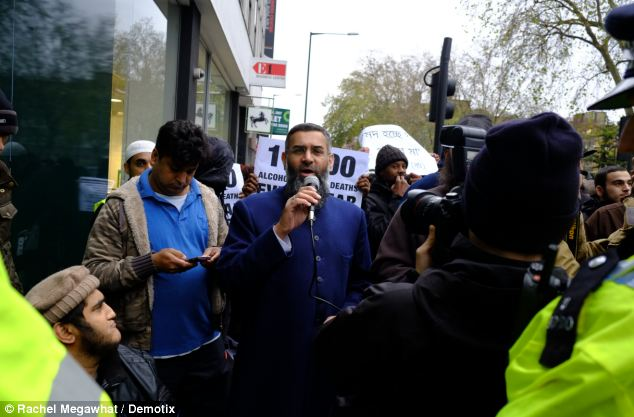 Groups associated with Choudary were labelled, the 'biggest gateway to terrorism in recent British history'