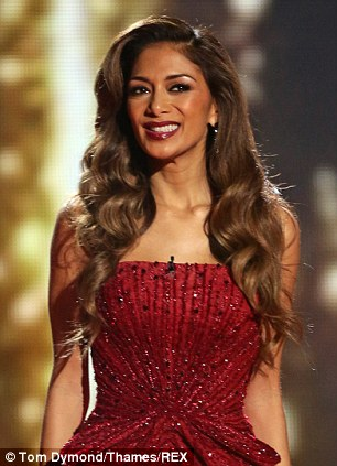 exclusive you can tong your hair and keep the length how to nicole scherzinger s long and