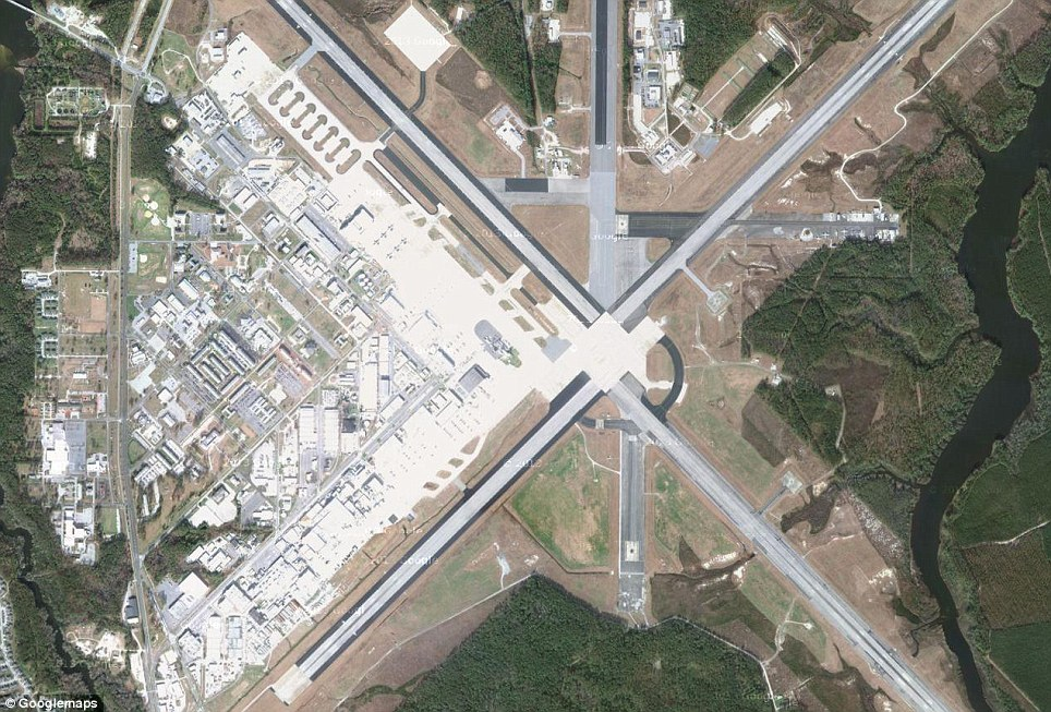 North Carolina: Marine Corps Air Station Cherry Point is located in Havelock, North Carolina, USA, in the eastern part of the state. It was built in 1941, and was commissioned in 1942 and is currently home to the 2nd Marine Aircraft Wing