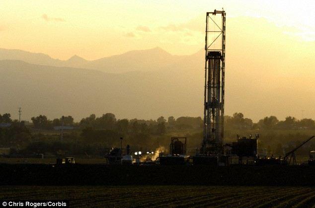 torre fracking