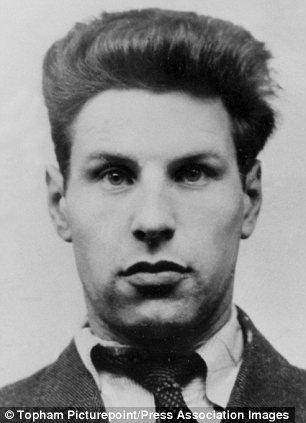 Charles Wilson, a suspect in the Great Train Robbery trail.