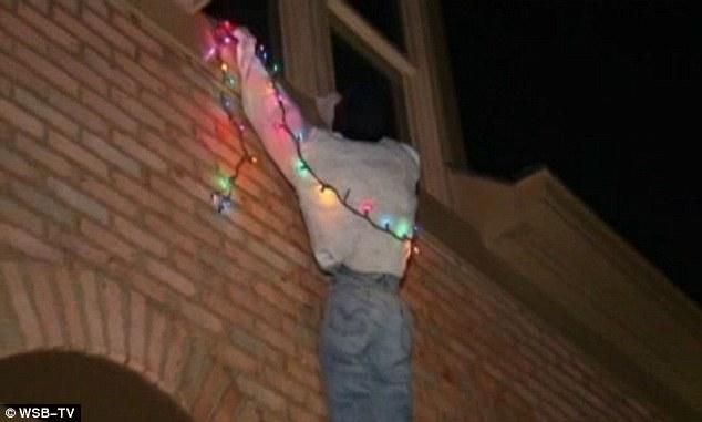 Display Lights Atlanta Christmas