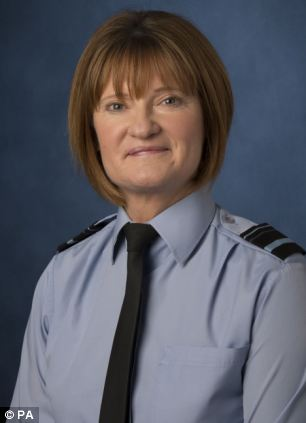 Sue Gray, 50, has been promoted to Air Vice-Marshal, the highest military rank ever held by a woman in Britain