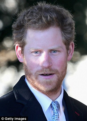 Has Prince Harry Turned To Asparagus To Cure His Bald