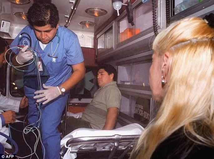 Argentine: Diego Maradona parle de son addiction à la drogue