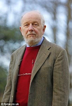 Blogger: Tony Newbery, who went to an information tribunal, said the seminar was 'propaganda'