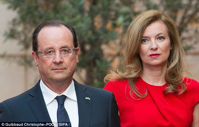 Classic French farce: Hollande and Trierweiler in May 2013