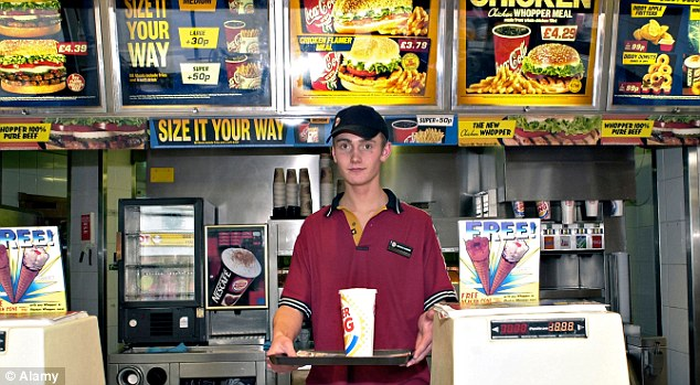 Fast Food Restaurants 92704