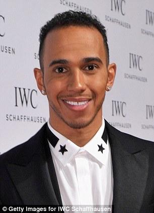 Formula One Champion Lewis Hamilton Debuts New Hair At IWC