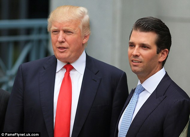 Image result for photos of donald trump jr