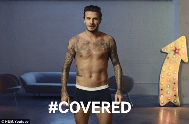 More to come... The advert for the  latest underwear campaign will be released during the Super Bowl