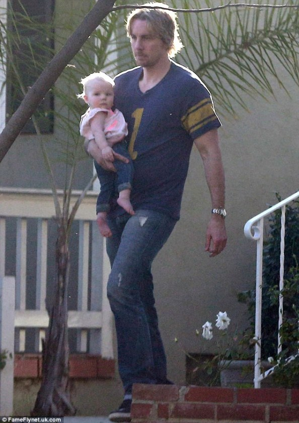 Bell and his kid
