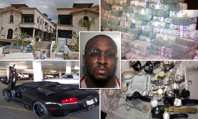 Drug Dealer 44 Who Spent Millions On Luxury Cars