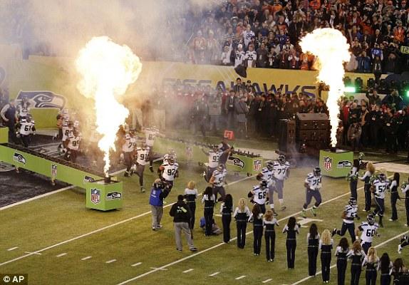 Broncos Denver Go Field