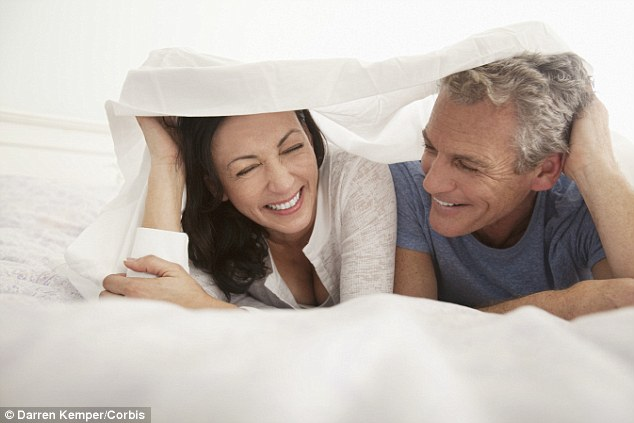 Men who kept up a regular sex life in their 50s were at a lower risk of prostate cancer