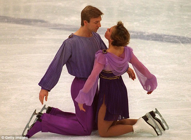 Image result for torvill and dean in australia 1994