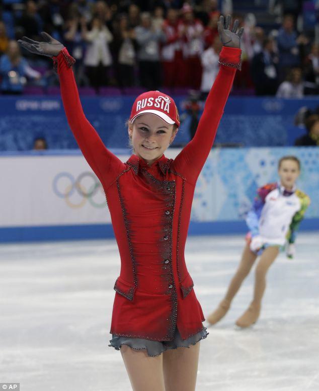 Rusia Figur Skating Julia