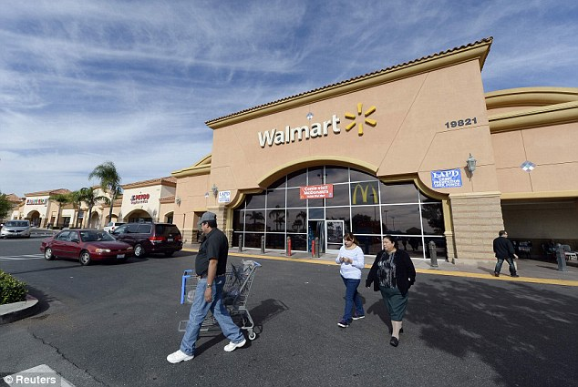 Mounting pressure: Experts believe pressure will eventually force retailers Walmart and Walgreen's to follow CVS/Caremark's lead