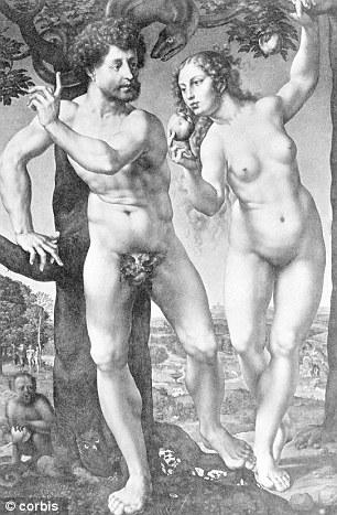 naked sermon