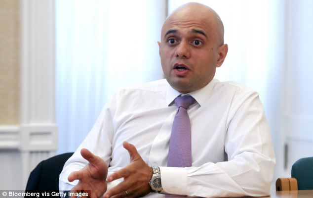 Treasury minister Sajid Javid said the extesntion of the scheme would help more hardworking families fulfil their home owning aspirations