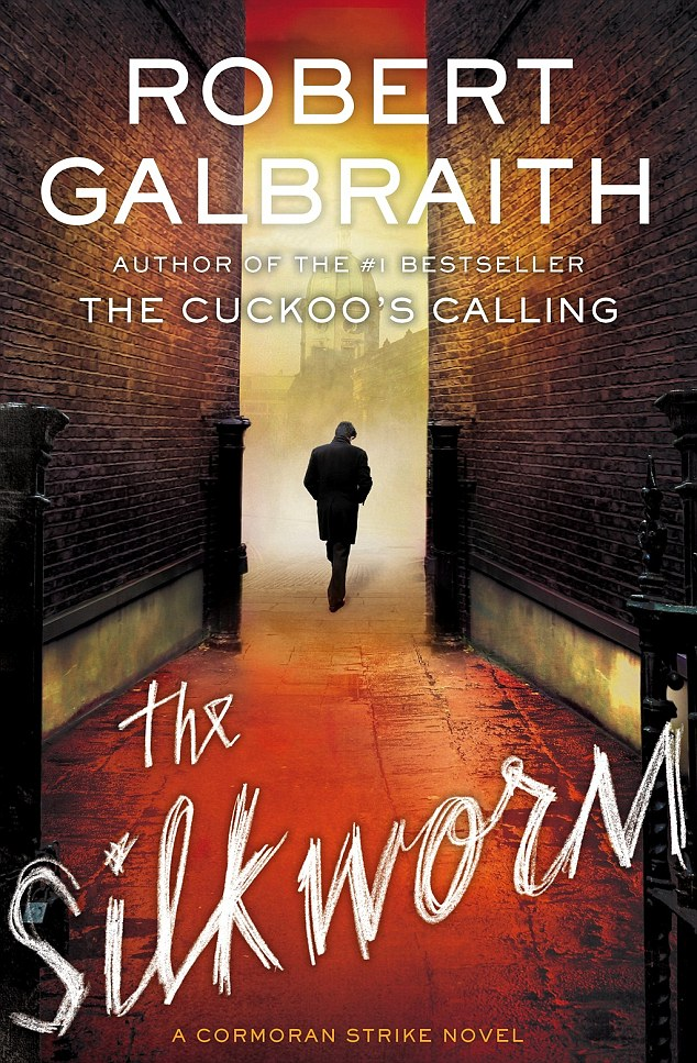 Cover: The novel will be released on June 19 and publishers have said the story has 'twists at every turn'