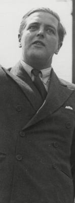 Randolph Spencer-Churchill was a Conservative Member of Parliament for Preston from 1940 to 1945
