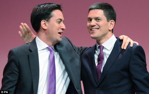Ed Miliband saw brother David quit the Commons after beating him for the Labour leadership
