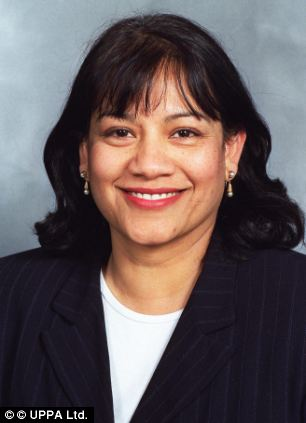Valerie Vaz joined the Commons as MP for Walsall South in 2010