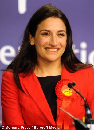 Labour MP Luciana Berger is the great-niece of Emanuel Shinwell who was a Labour MP from 1922-24,