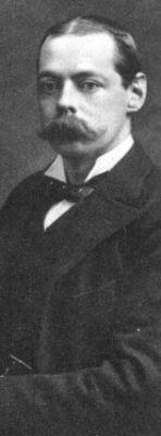 Lord Randolph Churchill, a Tory MP 1874-94