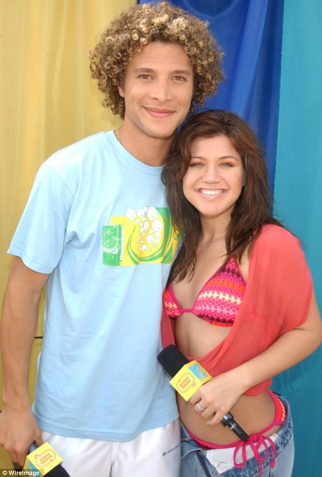 Kelly Clarksons American Idol Co Star Justin Guarini