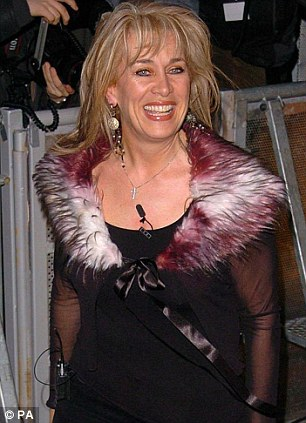 Carole Malone is evicted from the celebrity Big Brother House in 2007