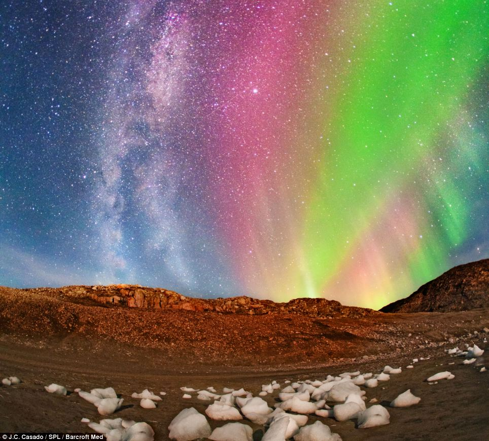 Northern Lights Iceland May