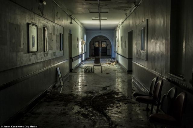 Image result for abandoned hospital