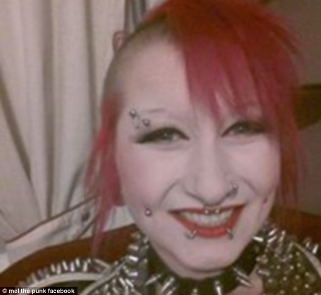 Snog Marry Or Avoids Punk Mel Wildmans Make Under