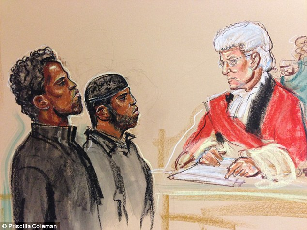 Image result for Judge sentencing a Muslim pictures
