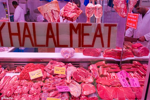 'Permitted': Halal foods are those that Muslims are allowed to eat or drink under Islamic Shari'ah