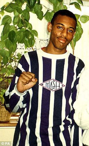 Damning: An official report has exposed two decades of police lies about the investigation into the murder of Stephen Lawrence, who died in 1993