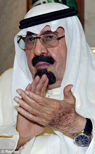 King Abdullah: Two daughters of the Saudi leader say that they and their sisters are being held against their will in the royal compound in Jeddah
