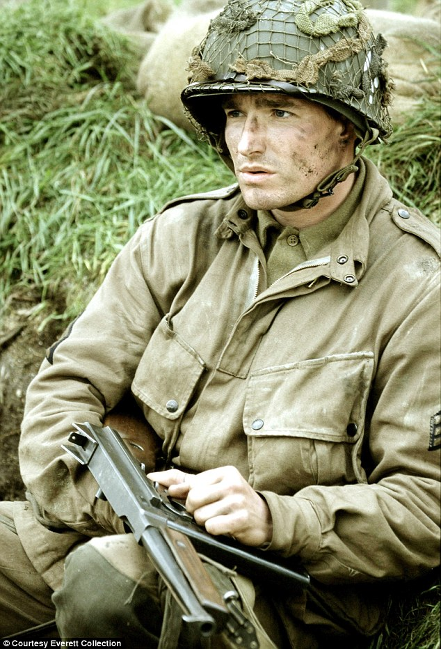 Frank John Hughes played William Guarnere in the TV series Band of Brothers on HBO