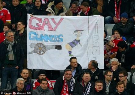 Resultado de imagen para gay gunners
