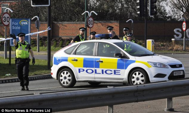 {Probe: A 22-year-old man has been arrested on suspicion of assault in relation to the incident was being held in police custody this afternoon