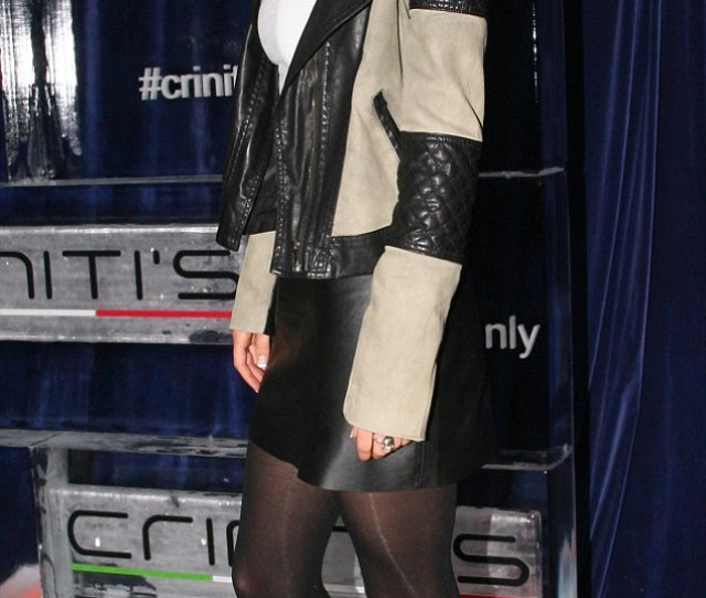 La Bound Rhiannon Attended The Crinitis Manly Launch In Sydney Last June Before Jetting To
