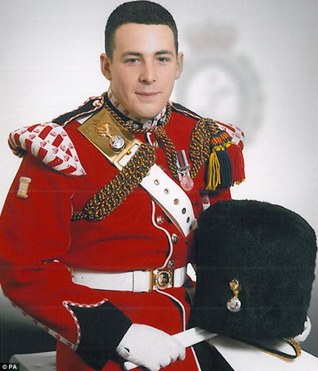 Judge Barker told Barnes and Dawson today their videos were 'offensive in the extreme' and were released at a particularly sensitive time for the family of Lee Rigby